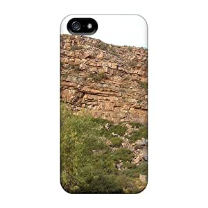 BeverlyVargo Iphone 5/5s Hybrid Cases Covers Bumper Seabeds Of Millenia Ago 01