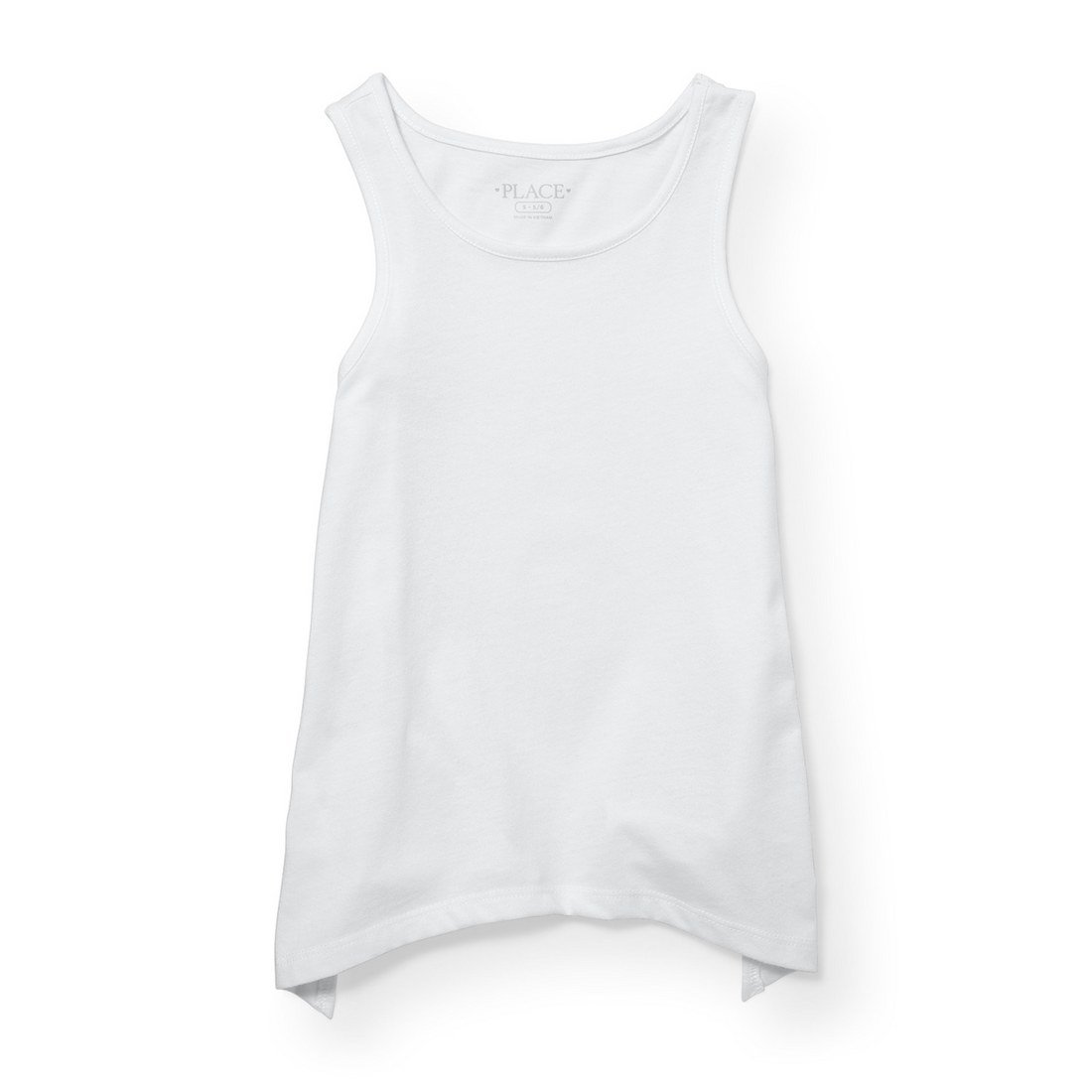 The Children's Place Big Girls' Basic Fashion Tank Tops The Children' s Place