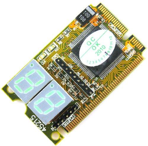 - 3 in 1 Mini PCI & PCI-E & LPC PC Computer Motherboard Analyzer Tester Diagnostic Debug POST Card
