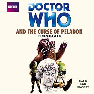 Doctor Who and the Curse of Peladon Audiobook