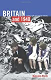 Britain And 1940, Malcolm Smith, 041524076X