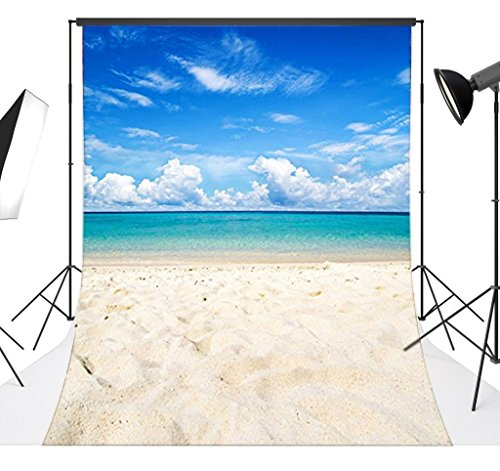 LB-5x7ft-The-Sea-Beach-Poly-Fabric-Photo-Backdrops-Customized-Studio-Background-Studio-Props-MG176