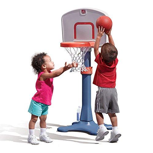 Step2  Shootin' Hoops Junior Basketball Set - http://coolthings.us
