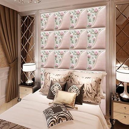 Huang Ya oggi pitture parete la testa di letto stile parete caldo e ...