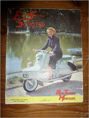 Ebooks gratuits télécharger le fichier pdf REVUE TECHNIQUE MOTO TERROT SCOOTER 100cc et 125cc RTM0070 - Octobre 1953 PDF CHM