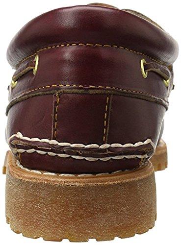 Timberland Three Brown Classic Eye Icon Burgundy Shoe Men's qqOz8Hrg