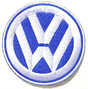 "VW Volkswagen GTI Golf CvertibleEmbroidered Sew iron on Patch Dimensions:Size 2.75""Width x 2.75""Height Sold SSLINK"