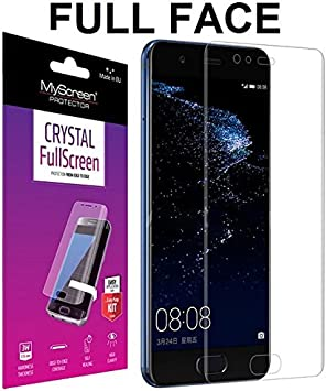 MyScreen Protector de Pantalla para Huawei P10 Lite – Protector de Pantalla Full Face (Cobertura Total) Blister: Amazon.es: Electrónica