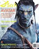 Jake Sully (Avatar, James Cameron), Michelle Rodriguez, Eliza Dushku, Alessandra Torresani, Amanda Tapping and Robin Dunne, Mark Strong - February, 2010 Sci Fi Magazine
