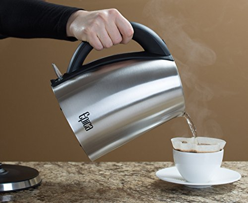 Top Rated Electric Water Kettle ~ Top rated epica quart cordless electric stainless