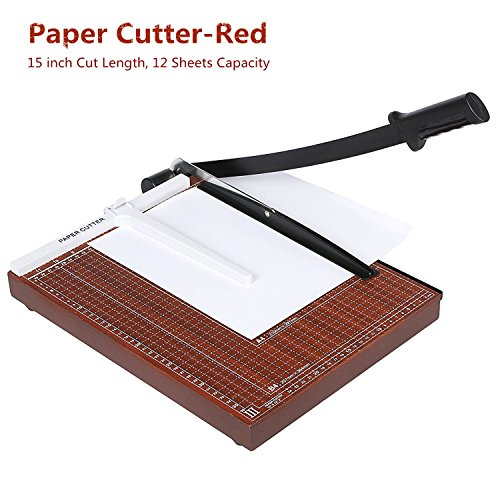 Paper Stack & Guillotine Trimmers