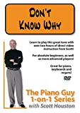 Piano Guy 1-on-1 Series: Don't Know Why