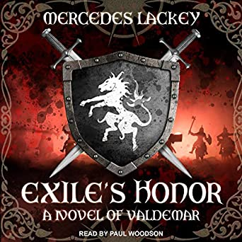 Exile's Honor by Mercedes Lackey science fiction and fantasy book and audiobook reviews