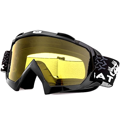 cf7c6ff9a5b BATFOX Motorcycle Goggles Dirt Bike ATV Motocross Safety ATV Tactical  Riding Motorbike Glasses Goggles for Men