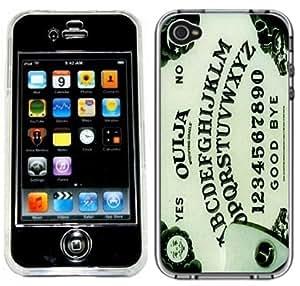 Ouija Board Handmade iPhone 4 4S Full Hard Plastic Case