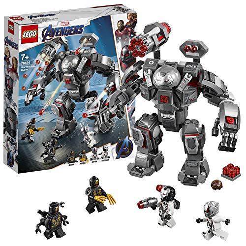Price comparison product image LEGO Marvel Avengers - War Machine Buster Costruzioni