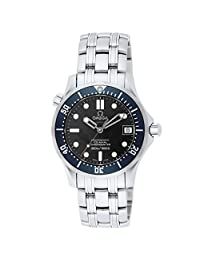 Omega Men's Seamaster 300M Chrono Diver Watch Blue 2222.8