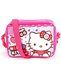 Hello Kitty Crossbody Bag: Patchwork