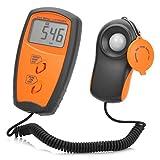 Portable Measure lux 4000Lux digital light meter lux measurement electronic light meter LX1020BS precise