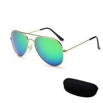 Jacshy gafas de sol polarizadas para hombres y damas - UV400 gafas de protección para la