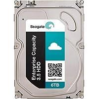 Seagate ST6000NM0004 4KN 6 TB 3.5 Internal Hard Drive - SATA 6Gb/s - 7200 rpm - 128 MB Buffer - Hot Pluggable Bare Drive (SeagateST6000NM0004 )