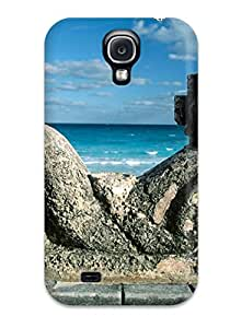 Best New Arrival Premium S4 Case Cover For Galaxy (chac Mool Canc) 4853078K87389318