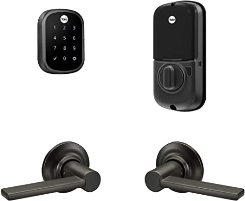 Yale Security Assure Lock SL Touchscreen