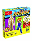 Creativity for Kids - Do Art Manga Complete Drawing Kit for Kids - Educational Toys