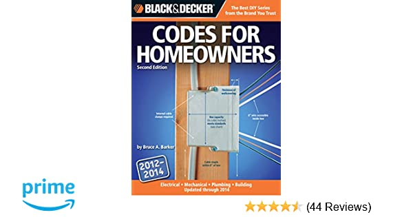 Black Decker Codes For Homeowners 2012 2014 Your Photo Guide To