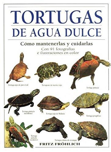 Tortugas de Agua Dulce (Spanish Edition) by Omega