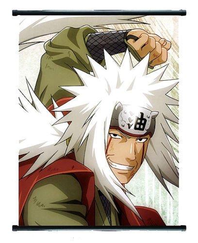 Naruto Anime Jiraya - Pared de Desplazamiento (tamaño ...