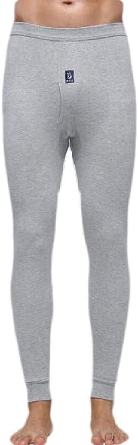 dahuo - Mallas térmicas largas de algodón para Hombre 1 US Large