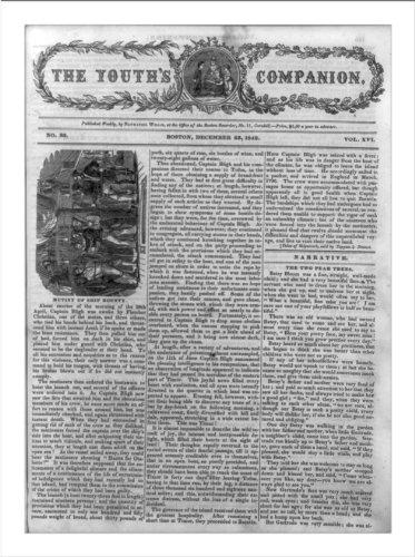 Historic Print (L): Mutiny of ship BOUNTY (Bounty Ship Mutiny)