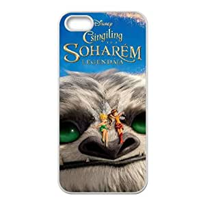 Tinkerbell and the Legend of the Neverbeast iPhone 5 5s Cell Phone Case White tqbk