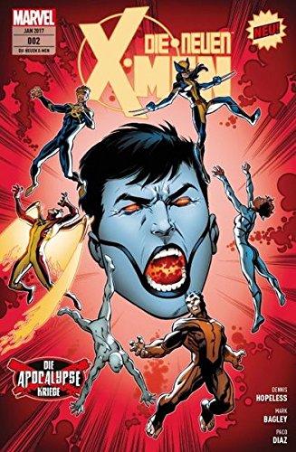 Die neuen X-Men: Bd. 2: Die Apocalypse Kriege