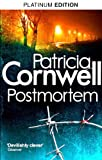 Front cover for the book Postmortem by Patricia Cornwell