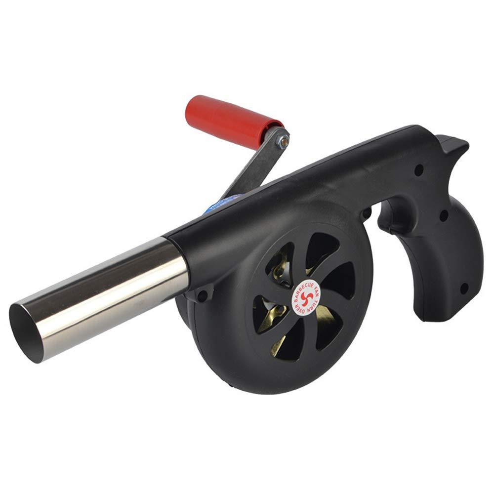 GYJ Ventilador de Barbacoa/soplador de Aire/Manual de la ...