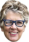 CELEBRITY FACE MASK KIT - Prue Leith (Great British Bake Off) - DO IT YOURSELF (DIY) #8