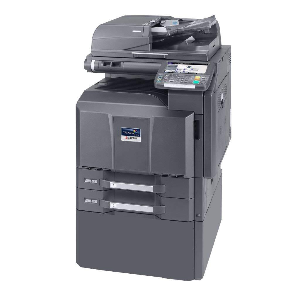 Amazon.com : Kyocera TASKalfa 5500i Black and White Copier Printer