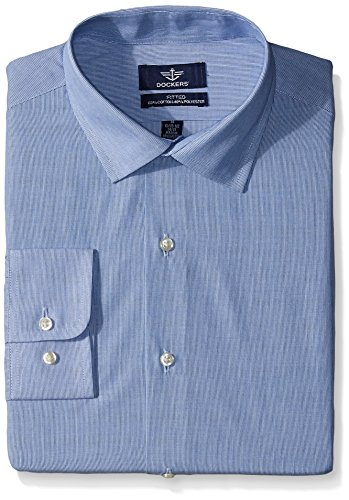 dockers-mens-medium-blue-stripe-fitted-shirt-spread-collar-royal-blue-white-175x34-35