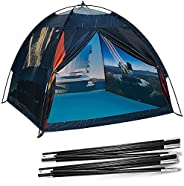 N.H Tent Replacement Pole, Camping Tent Poles Replacement Fiberglass Camping Tent Pole Bars Outdoor Support Ro
