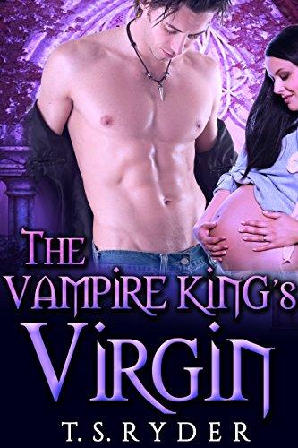 PARANORMAL ROMANCE: The Vampire King's Virgin (BBW Alpha Billionaire Pregnancy Romance) by [Ryder, T. S.]
