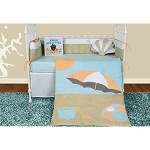 51lKE75ff1L._SS300_ Kids Beach Bedding & Coastal Kids Bedding
