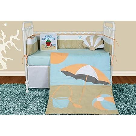 51lKE75ff1L._SS450_ Kids Beach Bedding & Coastal Kids Bedding