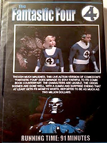 The Fantastic Four (Roger Corman Version)