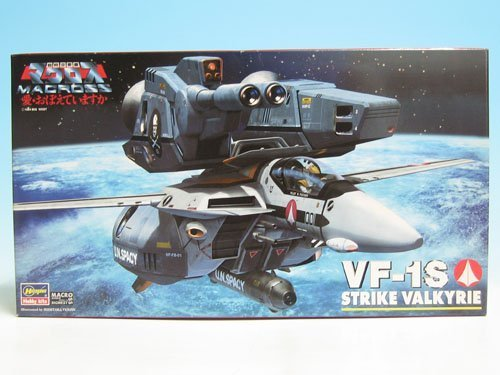 Macross series VF-1S Strike Valkyrie # M5 (japan ()