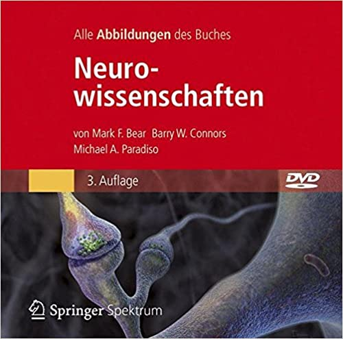 Book Bild-DVD, Neurowissenschaften: Die Abbildungen Des Buches