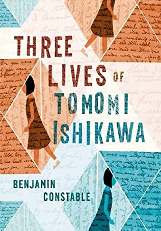 book cover of Three Lives of Tomomi Ishikawa