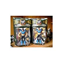 WWE Classic Superstars Series 6 Road Warriors Hawk and Animal Figures - The Legion of Doom