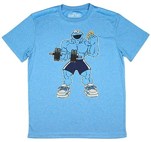 Sesame Street Dumbbell Monster Performance